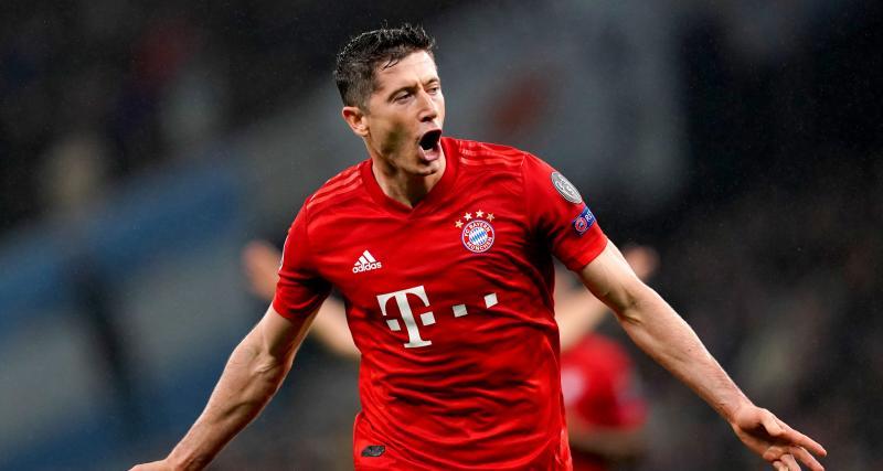 Saison 2019-2020:Lewandoski mieux que Messi et Ronaldo