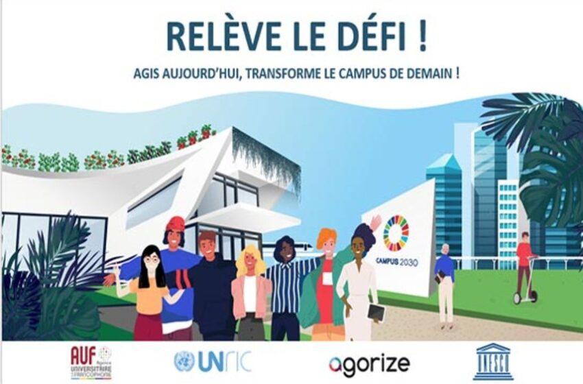 Atteinte des Odd à Porto-Novo;: L'Ird pour l'appropriation du contenu
