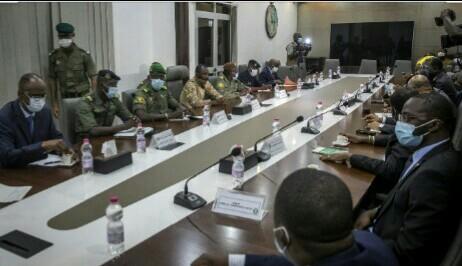Politique Mali