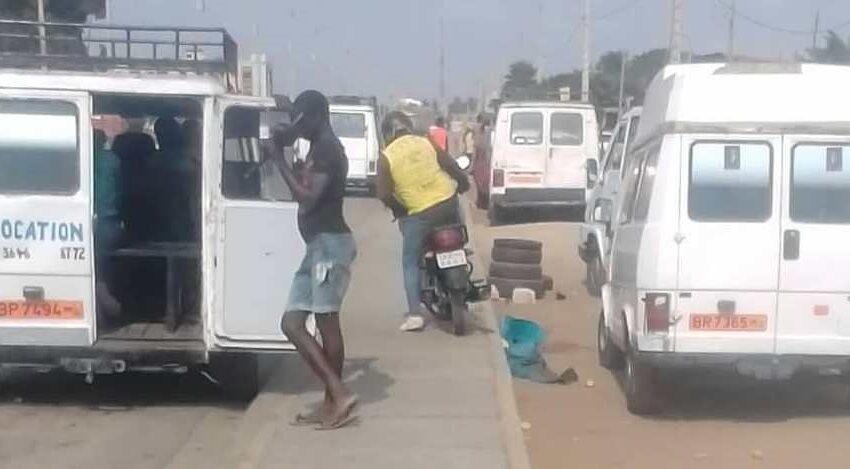 Covid-19 à Cotonou, Le fardeau des usagers et des transporteurs