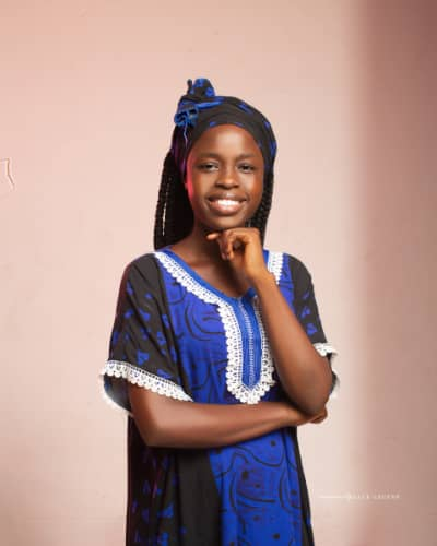 ADICOMAWARDS 2020/ Catégorie-Jeune talent : Odette SAVI termine en 4ème position