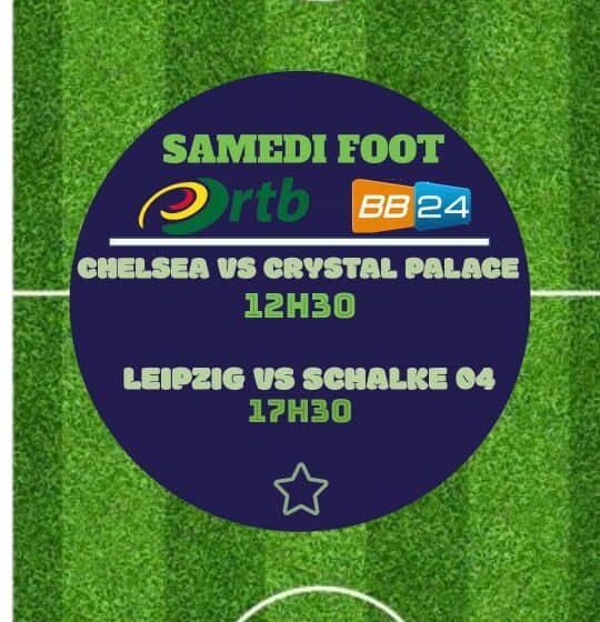 Sports/ médias :Encore du foot sur la chaîne des grands événements samedi prochain!