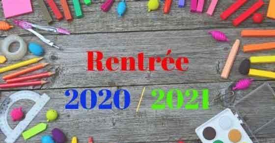 Rentrée scolaire 2020-2021 : Les aspirants pour l'amélioration de leurs conditions