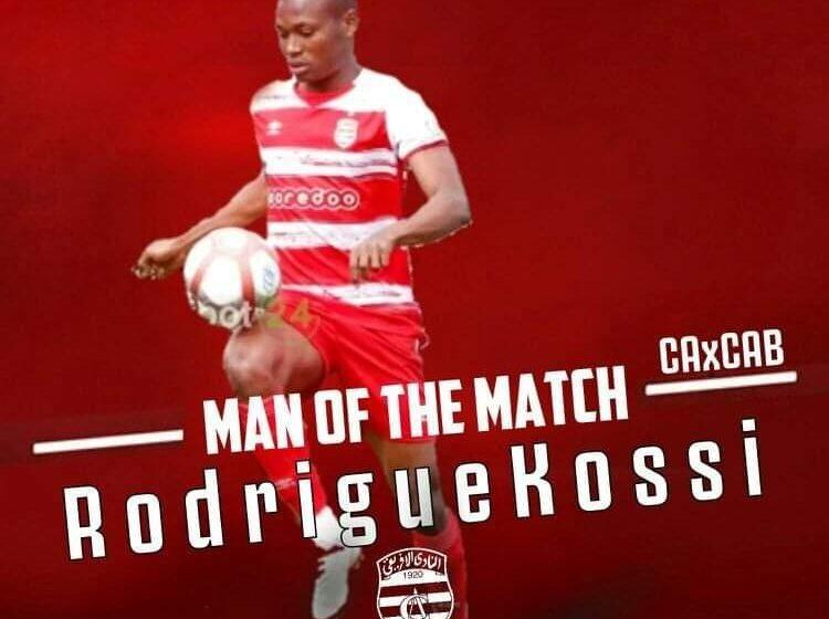 Football : Rodrigue Kossi, le retour au premier plan