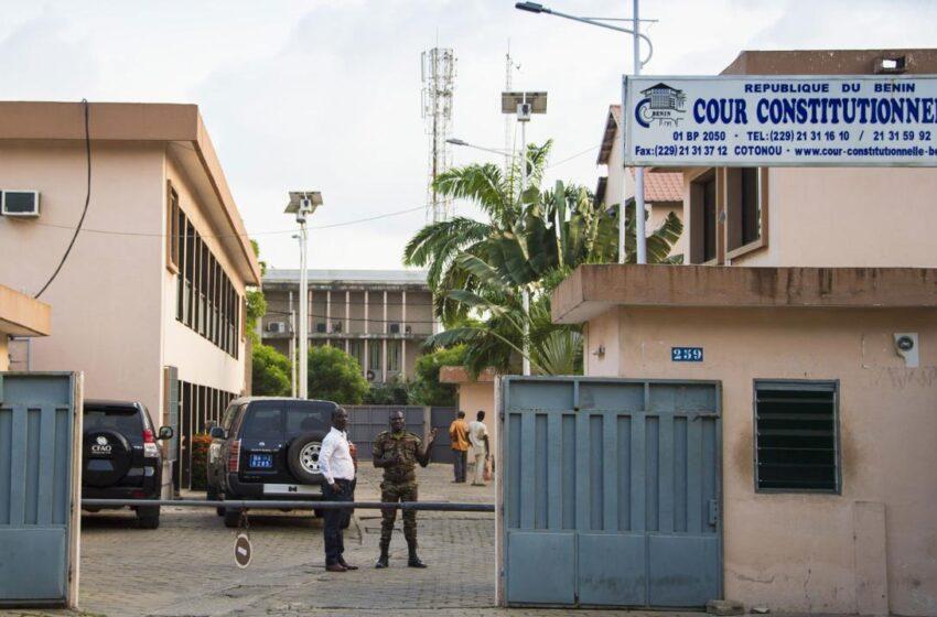 Justice constitutionnelle béninoise : La Cour Constitutionnelle crée un prix de thèse ''Maurice Ahanhanzo Glèlè''