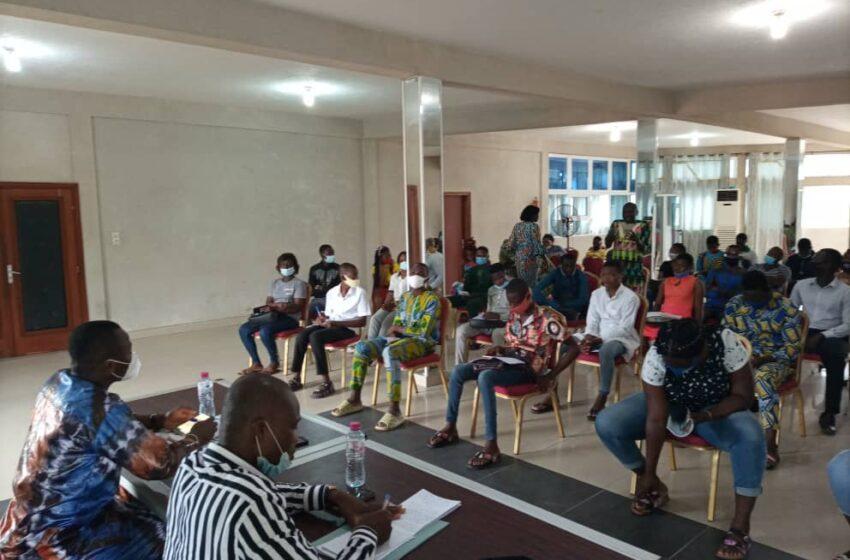 Campus France : Rodrigue Hounyo au service des futurs bacheliers et étudiants