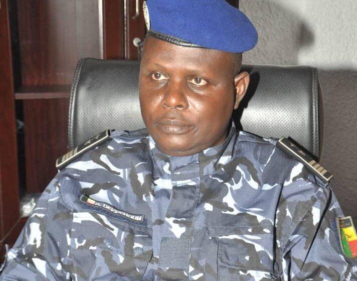 Commissariat central de Cotonou: Bertin Dékpéhoun  officiellement installé