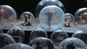 Concert dans des bulles : Une première aux Etats Unis