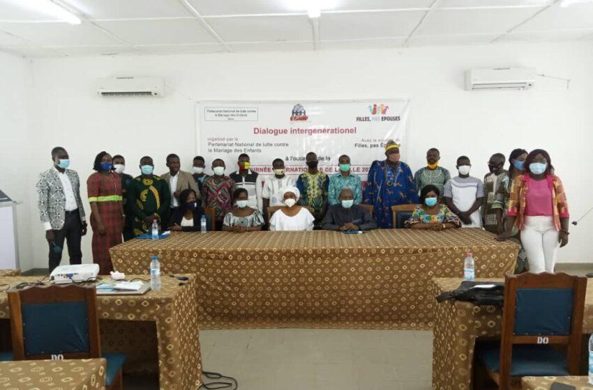 9ème édition de la Journée internationale de la fille: ESAM s'engage pour la réduction du mariage des enfants