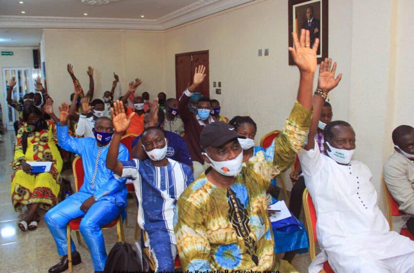 Conseil fédéral à la FBBB: Les délégués donnent leur quitus au bilan du président Ismahinl Onifadé