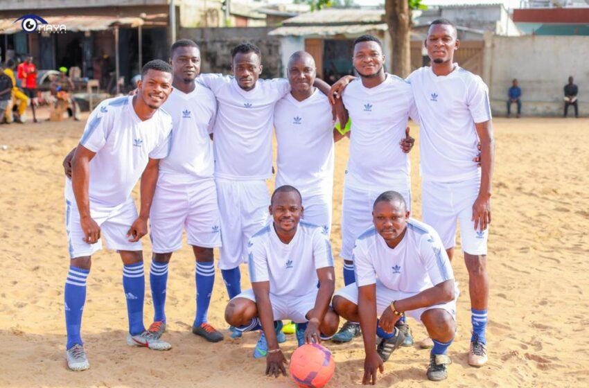 Amicale des jeunes sportifs de Godomey: Reprise des activités sur fond de cohésion sociale