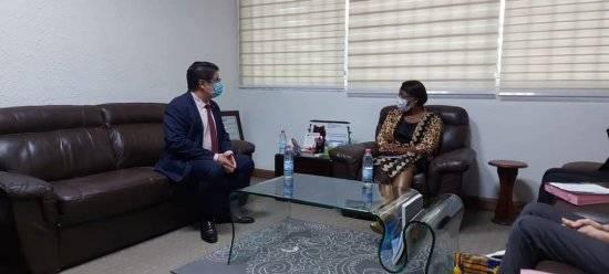 Enseignement supérieur au Bénin: Marc Vizy et Eléonore Yayi Ladekan en parlent