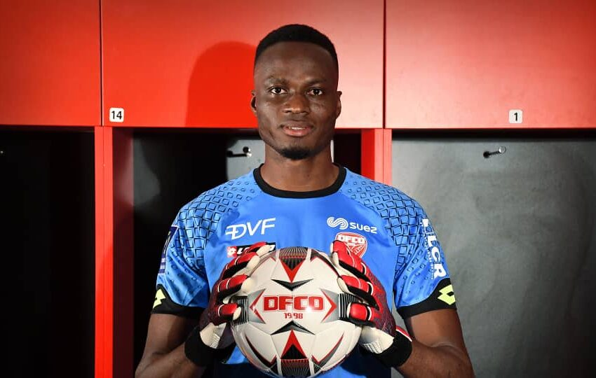 Transfert: Saturnin Allagbé signe à Dijon