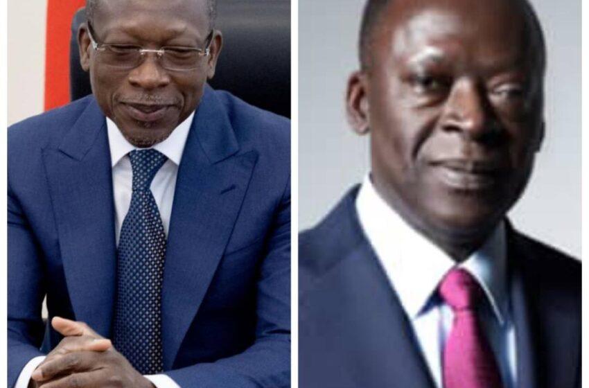 Bénin/ Présidentielle de 2021: Le Candidat du Bloc Républicain