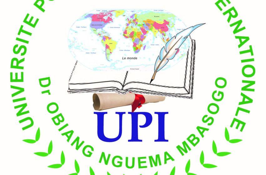 Rentrée Académique 2020 – 2021 dans la sérénité à l'UPI-ONM