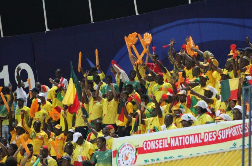 Après la victoire du Bénin contre le Lesotho : Le CNS-B remercie les supporters