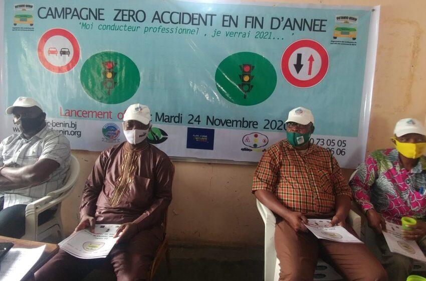 Célébration de la fête de fin d'année:La campagne zéro accident lancée