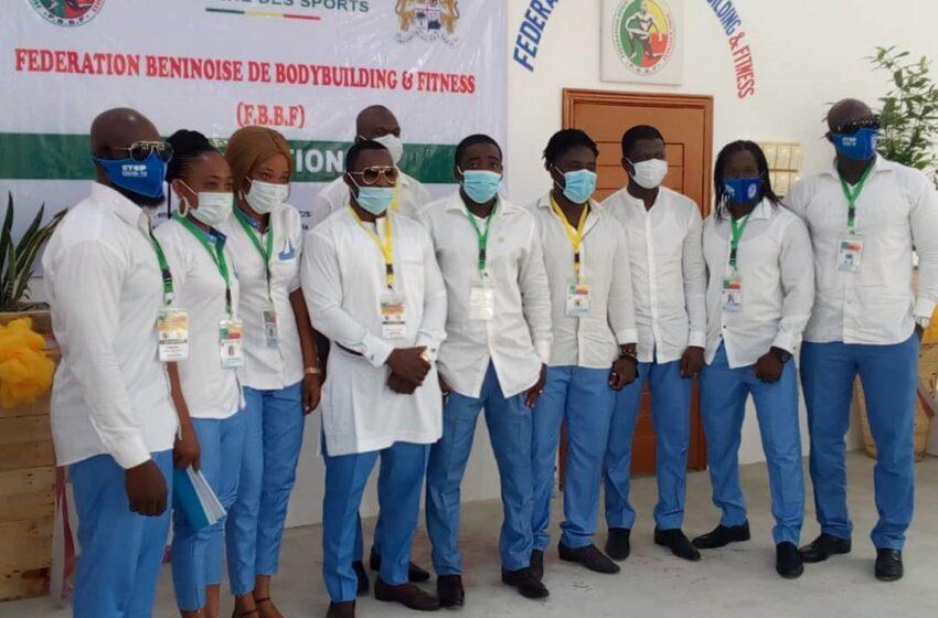 Bénin : Inauguration du siège de la Fédération Béninoise de Bodybuilding et Fitness