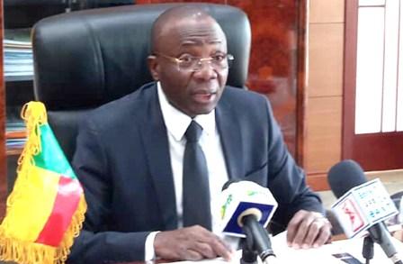 Séance de travail au cabinet du Mestfp: «C'était une erreur d'avoir inscrit ceux qui n'ont pas eu une moyenne de 10 dans la base de données», dixit le Ministre Kakpo Mahougnon