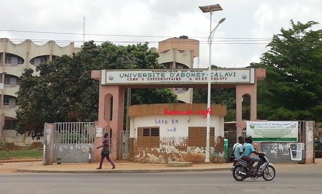 Grève à l'Université d'Abomey Calavi : Les étudiants durcissent le ton