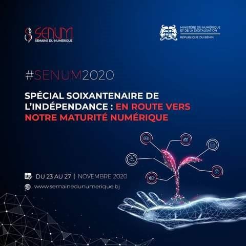 Semaine du numérique au Bénin, édition 2020:«En route vers notre maturité numérique»
