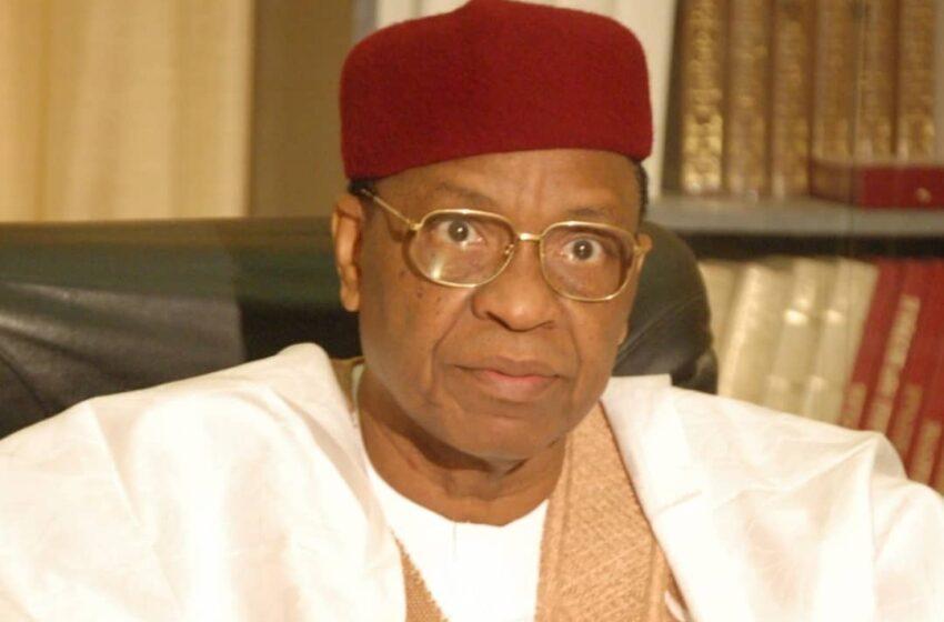 Niger Mouhamadou Tandja est décédé