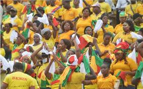 Match Bénin-Lesotho : 3000 personnes auront accès au stade