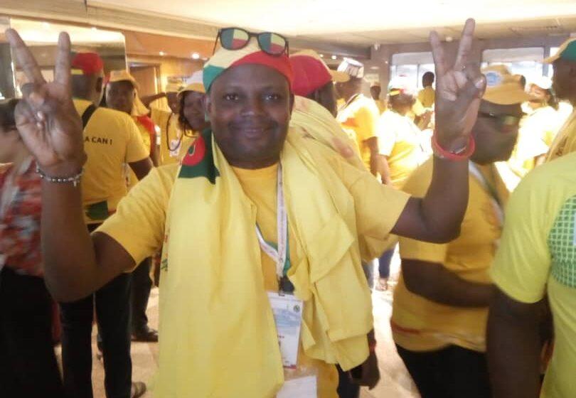 Double confrontation Bénin # Lesotho: Juste Patrick Houssou «Nous avons vraiment besoin de ces deux victoires»