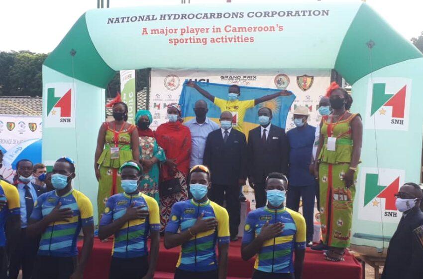 Cyclisme/Grand prix Chantal BIYA : La razzia du Rwanda
