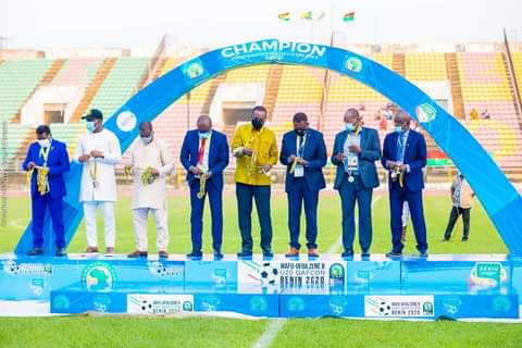 Tournoi qualificatif pour la CAN U20/UFOA B : Le Ghana sur la plus haute marche du podium
