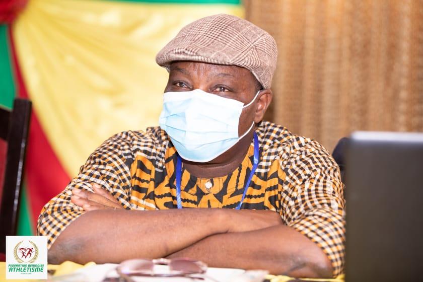 AG élective de la Fédération Béninoise d'Athlétisme : Viéron Dégon pour un nouveau mandat de quatre ans