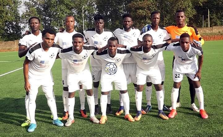 Second tour préliminaire Coupe CAF: ESAE FC à la conquête de Tihad Athletic Sport