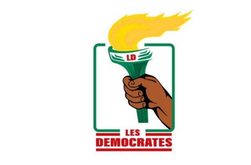 """Bénin: Obtention du récépissé provisoire par """"Les Démocrates"""""""