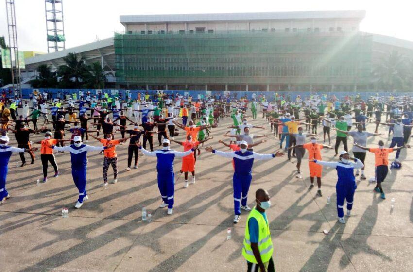 Fitness pour tous, adieu Covid La Fédération Béninoise du Sport pour Tous tient le pari
