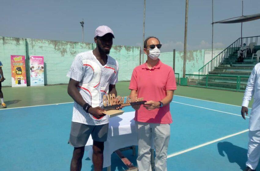 1ère édition de International Bénin masters tennis: Le Burkinabé, Meda Joël s'adjuge le trophée