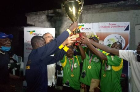 Trophée «Challenge Daniel Doury»: Coup double pour Aron 1er Pétanque Club