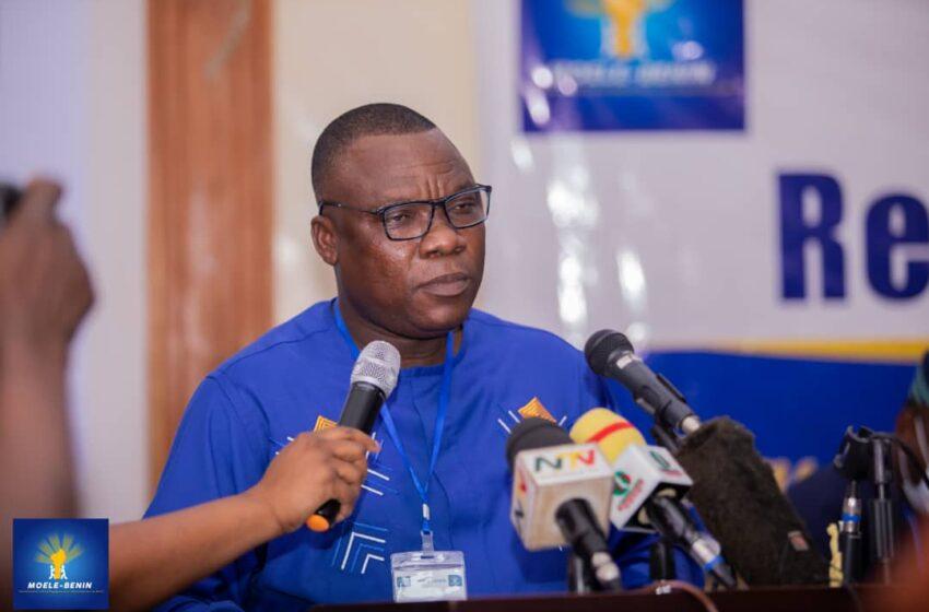 Rentrée politique du MOELE-BENIN : Sous le signe de la mobilisation et de l'engagement