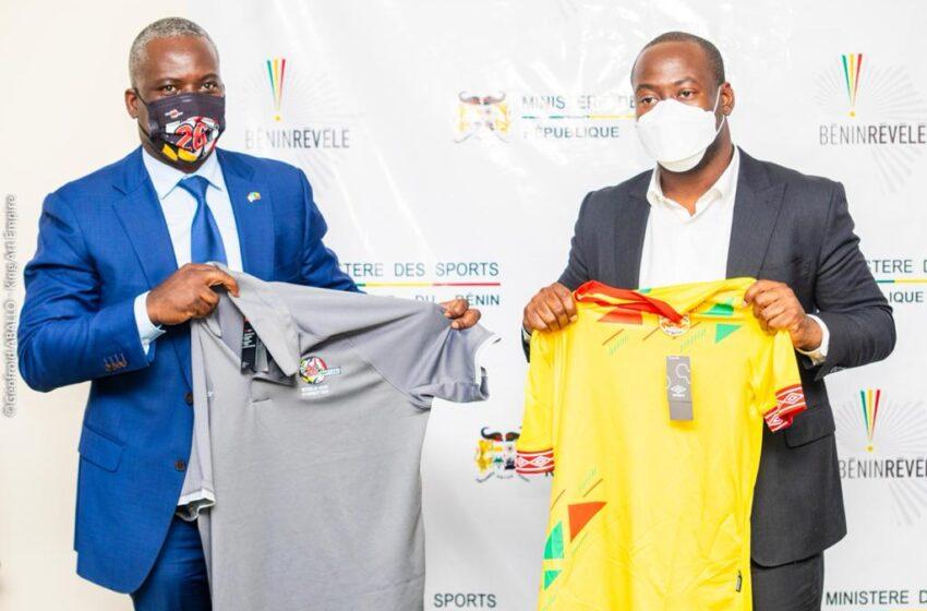 Développement du sport: Partenariat scellé désormais entre le Bénin et Baltimore-Maryland