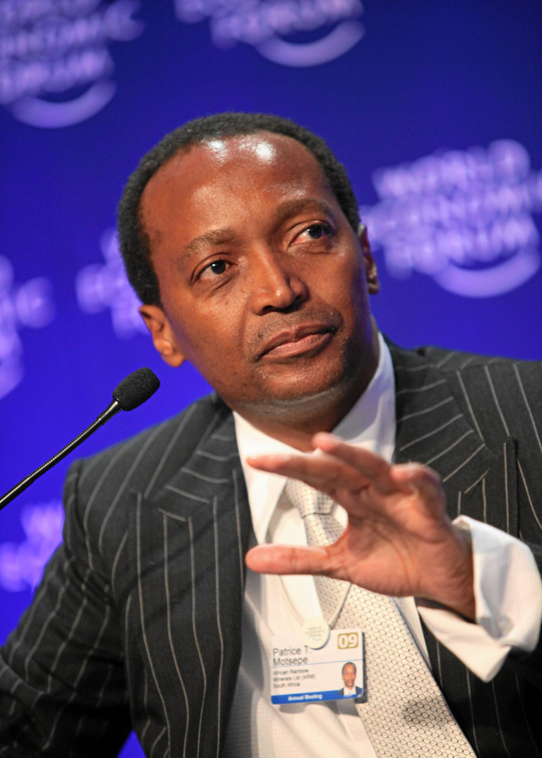 Election à la CAF: Les points saillants du programme d'action de Patrice Motsepe