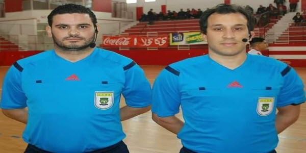 Championnat du Monde de Handball Egypte 2021:Trois paires africaines retenues