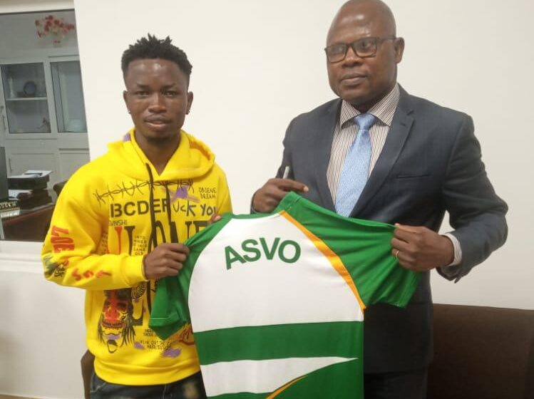 Bénin Ligue Pro : Alfred Linkpon signe à Asvo