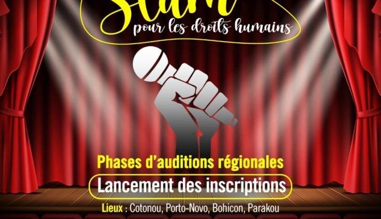 Concours national de Slam pour les droits humains: Amnesty International Bénin lance la 1ère édition