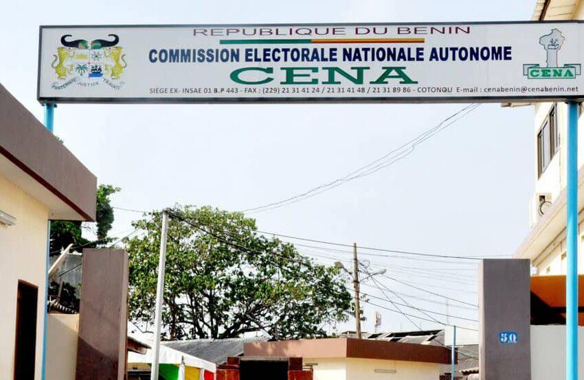 Élection présidentielle d'avril 2021 au Bénin : Trois duos retenus