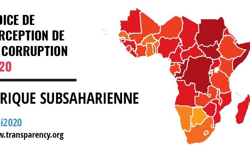 Indice de perception de la corruption 2020 : Le Bénin chute de trois points