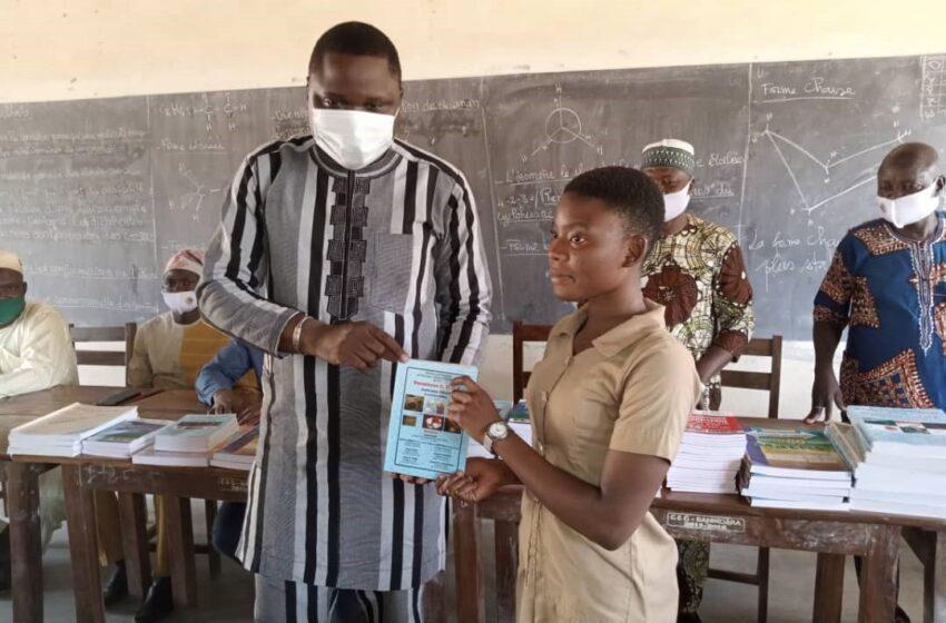 Banikoara : La mairie appuie les élèves de la série C