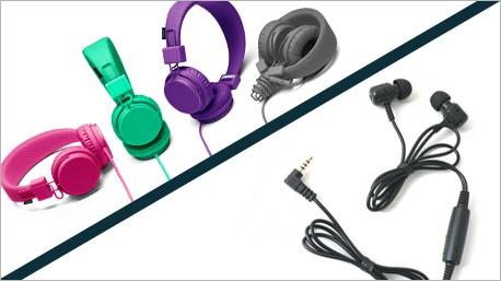 Casques et écouteurs : Des outils à grand danger