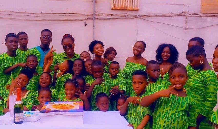 30 ans d'anniversaire du Groupe Scout Ernest Mehinto: L'église Notre Dame de Cotonou en fête