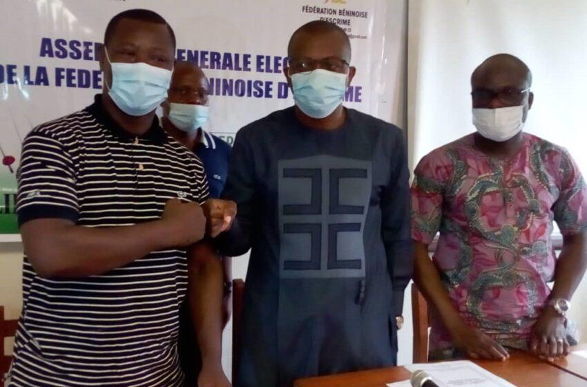 Fédération Béninoise d'Escrime : Jacques Okoumassoun rempile pour quatre ans