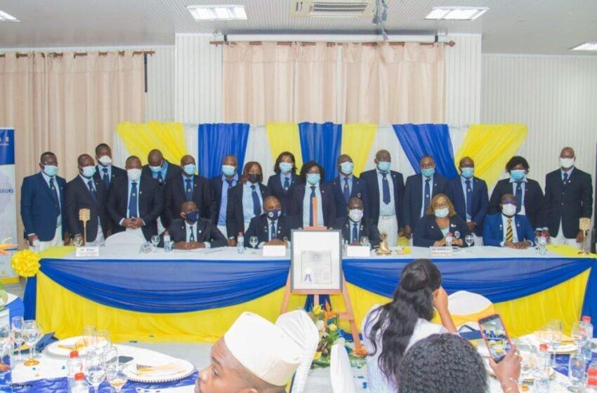 Vie des Club Lions : Cotonou les Bâtisseurs intronise 18 nouveaux membres
