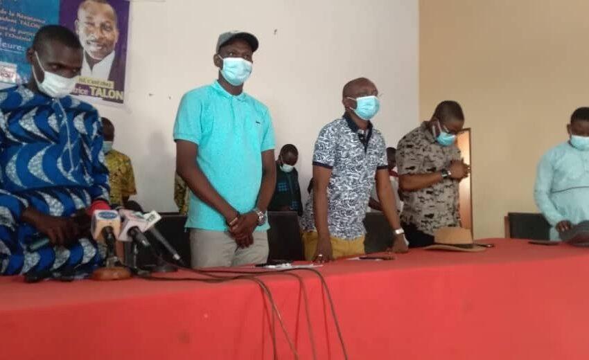 """Politique/Ouémé: Les jeunes """"Résistants"""" tournent dos à l'opposition"""